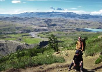 Geschichte - Dominik und Christoph in Patagonien