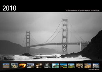 Geschichte - Weltreise-Kalender 2010
