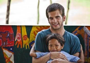 Unterstützung - Volontärarbeit in Kambodscha