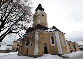 Kirche Groß Gerungs