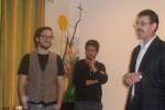 Christoph, Dominik und Manfred Preiser in Kirchbach
