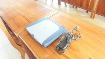 Der neue Laptop des Dorfes Chreauv