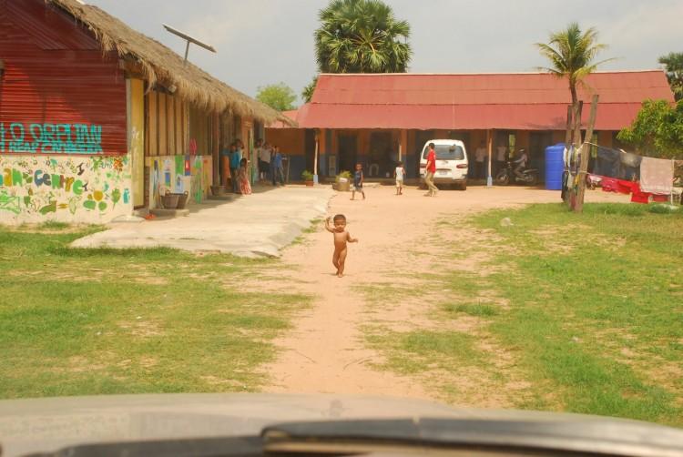 Verlassen des Waisenhauses