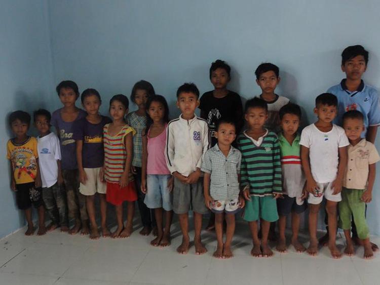 Die ersten 16 Kinder finden ein Zuhause