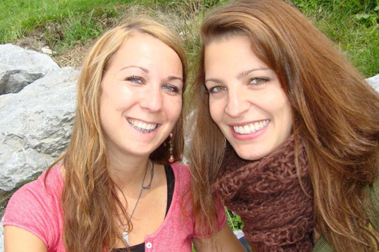 Anna und Sandra
