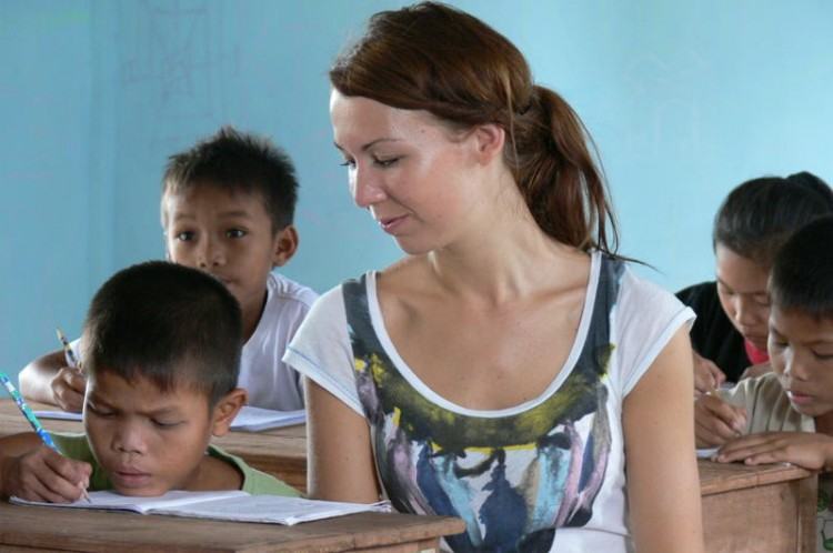 Lernen im Klassenraum