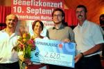 """Benefizkonzert """"Grod und Schräg"""" in Rottenbach"""