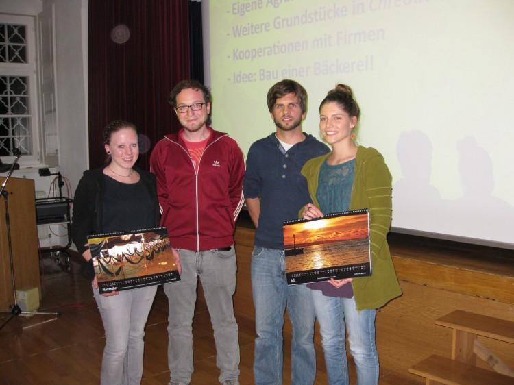 Sigrid, Christoph, Dominik und Anja