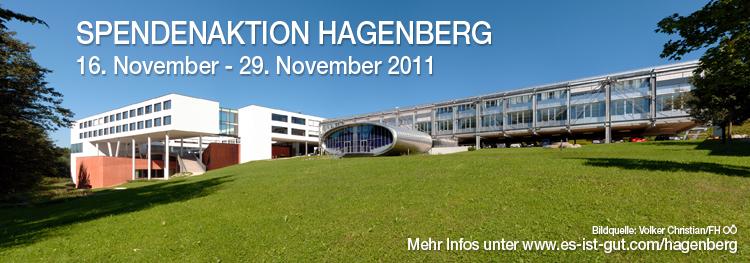 Spendenaktion Hagenberg
