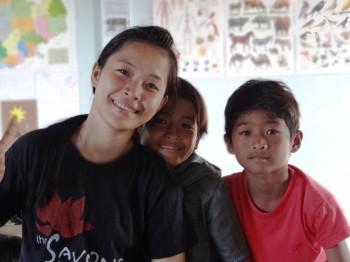Soya und die Kinder