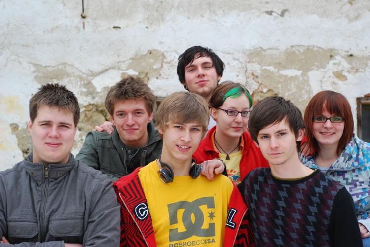 Mitglieder des Musikclubs