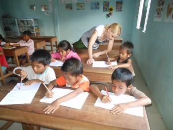 Im Unterricht