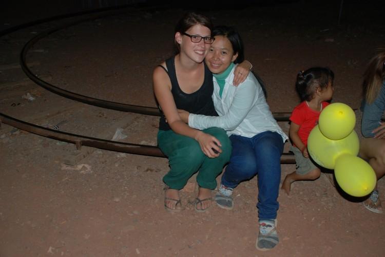 Birgit und Soya
