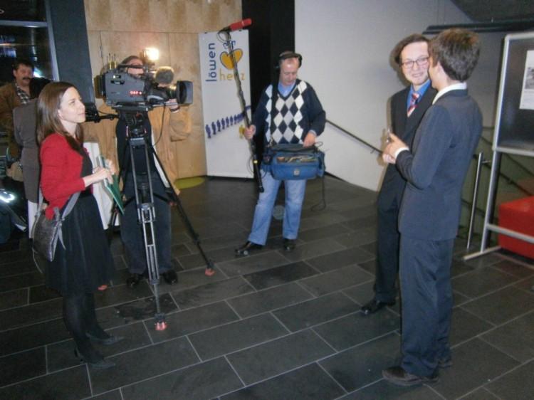 Interview mit ORF