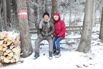 Anit und Savong im Waldviertel