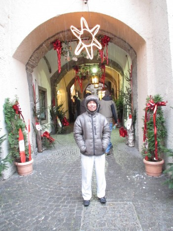 Savong in Salzburg