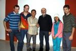 Gruppenfoto mit der Firma Kitzler in Wiesensfeld (Foto: johann scheiber)