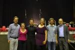 Gruppenfoto mit den OrganisatorInnen