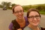 Kathi und Michi in Kambodscha