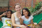 Lydia und die Kids