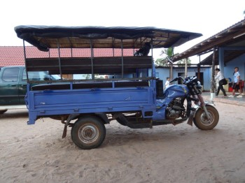 Tuktuk des SOC