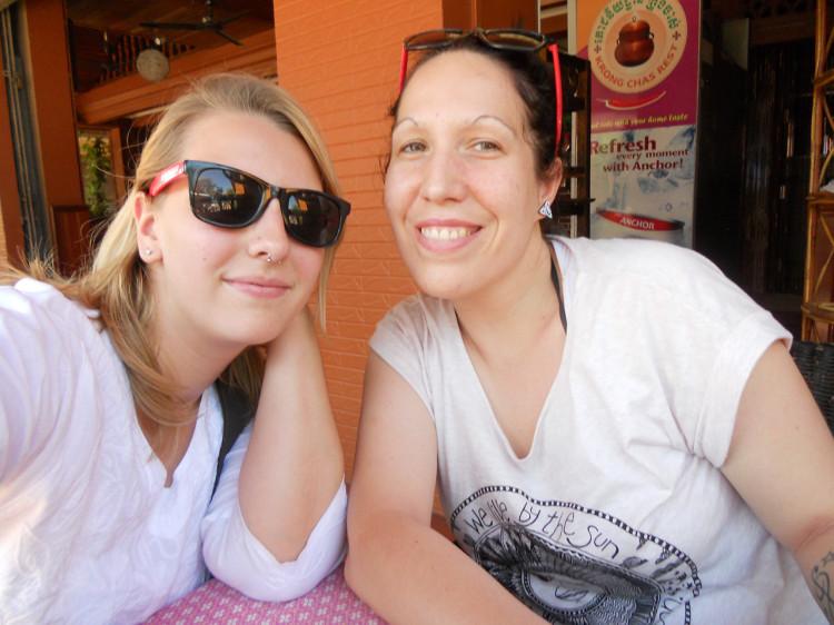 Teresa und Anita